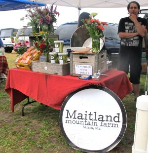Pickles from Maitland Farms