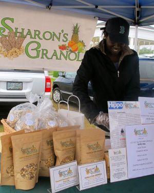 Sharons granola
